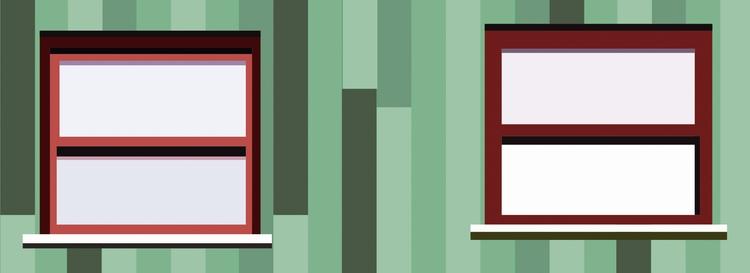 windows - painting, illustration - grafika-5226 | ello