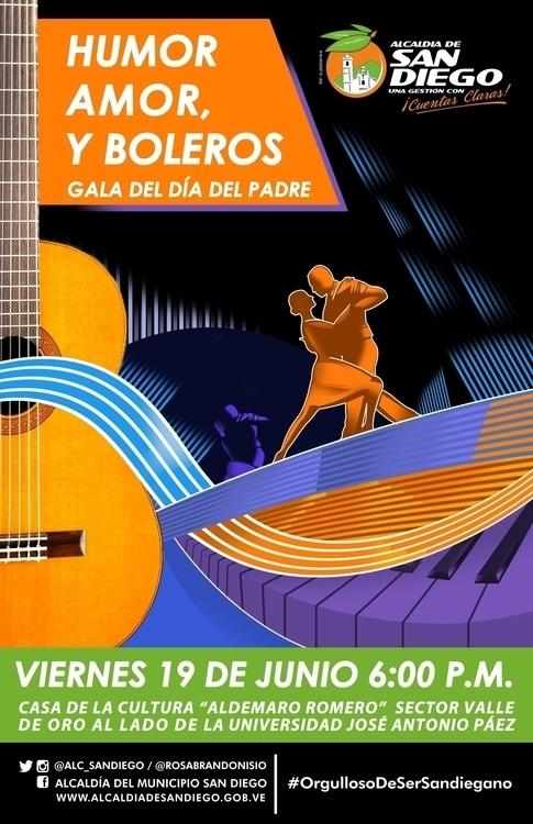 Afiches Humor, Amor Boleros - SanDiego - alfredointoci | ello