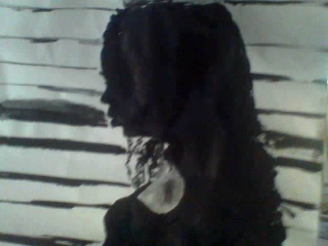 Baby silhouette - loveart_wonders | ello