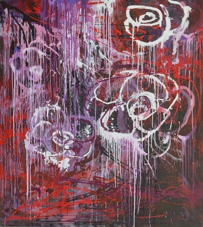 200x180 Acrylic canvas.2015 pai - tanya_vasilenko | ello