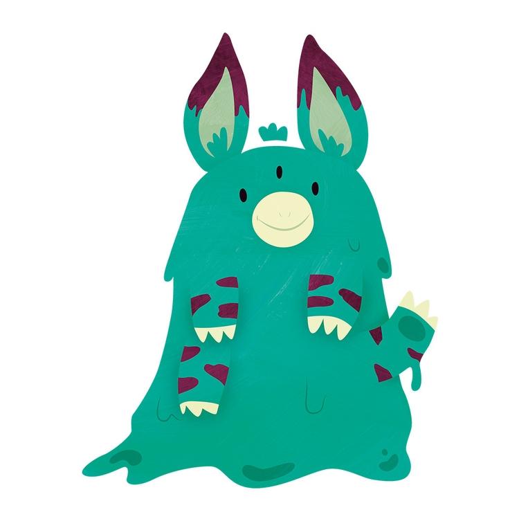 Slimel Monster Scales Book - slime - clairestamper | ello
