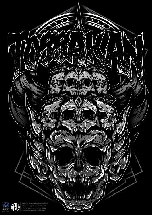 Tossakan Naveous - illustration - naveous | ello