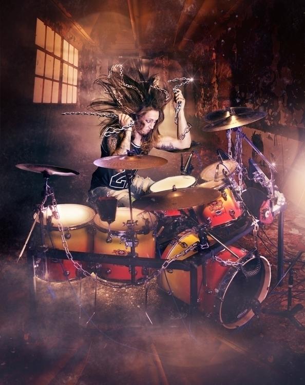 Animal - jonpapineau, drummer - kimwhit-2847 | ello