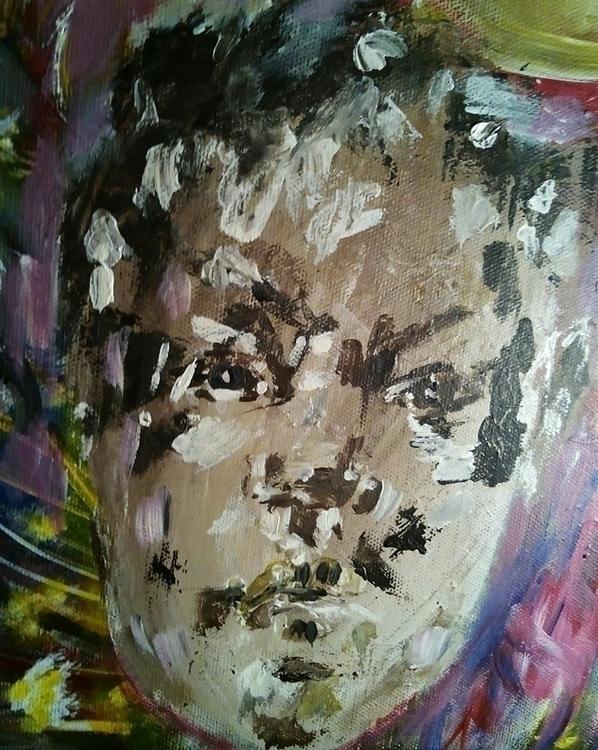 jaget. chased acrylic work - acrylicwork - atelierhansen | ello