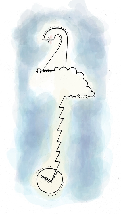 Time Machine - illustration - shimaby | ello