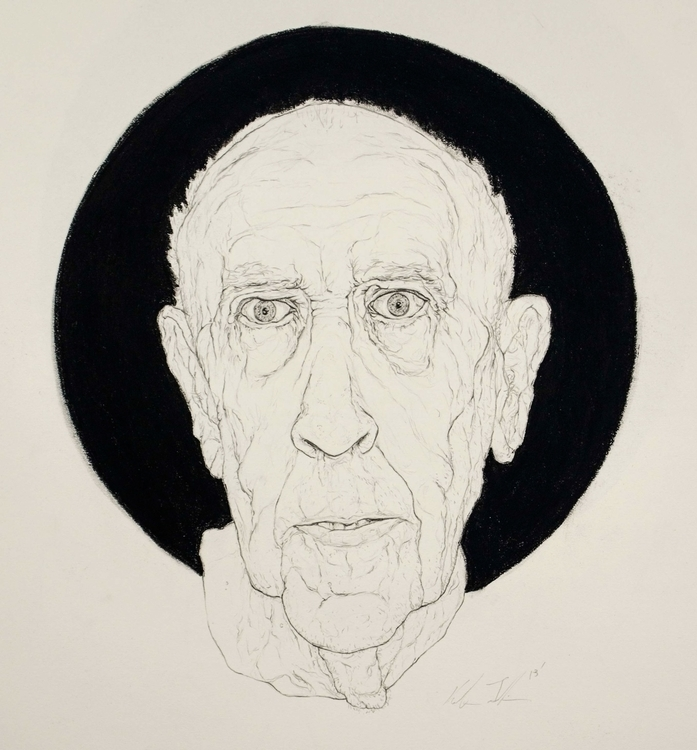 Lost - drawing, pencil, contour - kmjoslin | ello