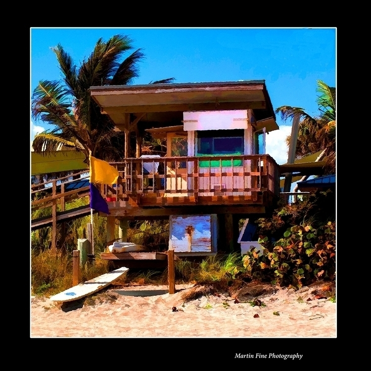 Lifeguard Hut II, Delray Beach - martfine | ello