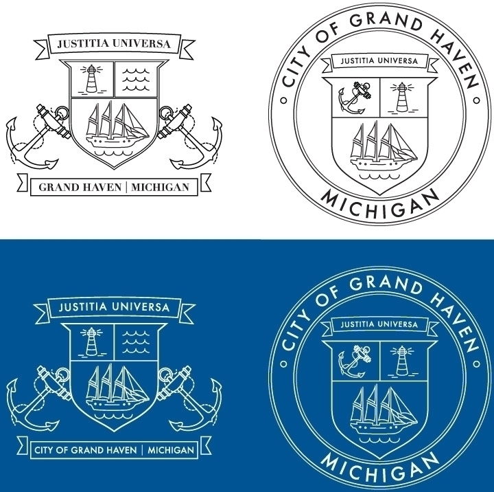 Concept Logo: Grand Haven Mark - kmjoslin | ello
