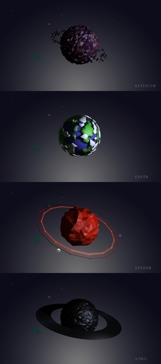 Poly Planet. Story Board AIRA g - timo-6292 | ello