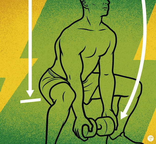 Fitness - editorialillustration - jamesprovost | ello