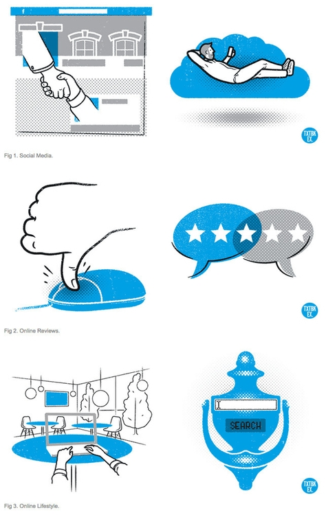 Technology Spot Illustrations - spot - jamesprovost | ello