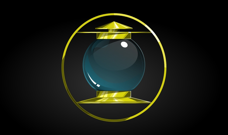 vector lantern - illustration, light - himagni | ello