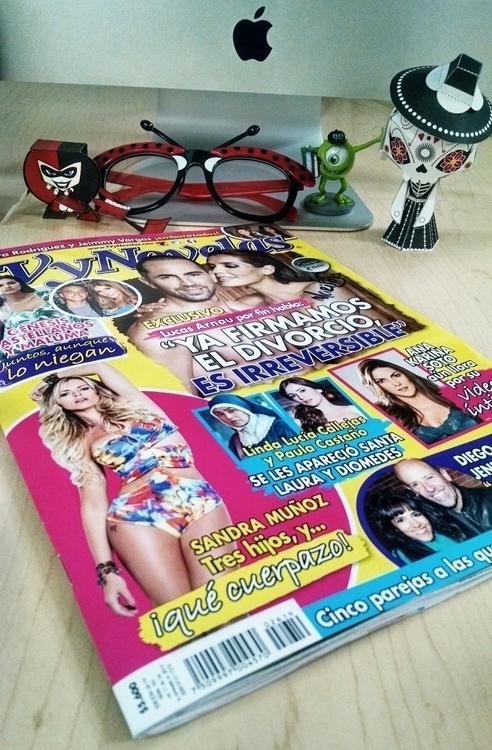 Revista Tv Novelas Colombia Edi - mariposahandmake | ello