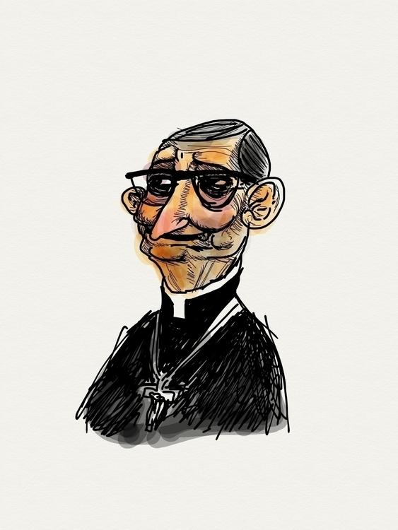 Priest - mostrenker | ello