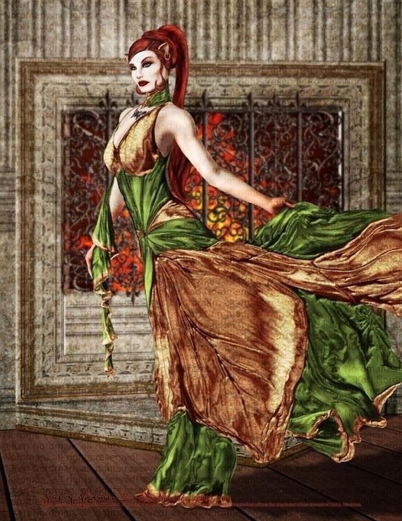 Feline Mystique - thelycanknight | ello