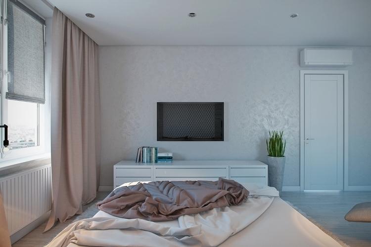 Soft grey - 3d, design, interior - olesyaligay | ello
