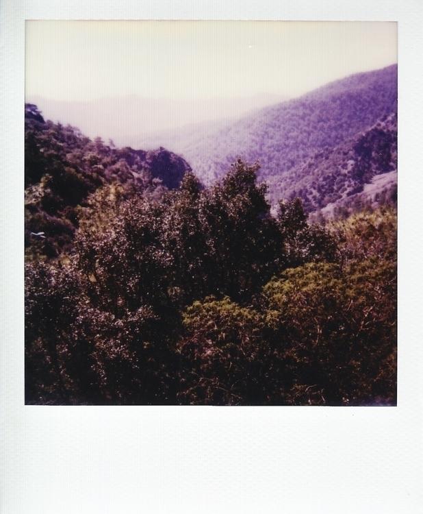 photography, polaroid, mountains - juliahs-1141 | ello