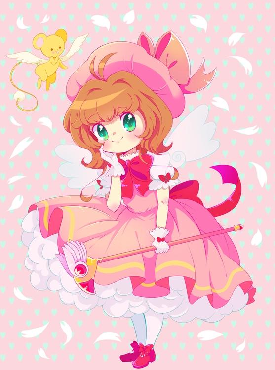 anime, cardcaptorsakura - princessmisery   ello