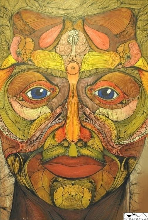 Face Bro - drawing, design, illustration - emilio-7671 | ello