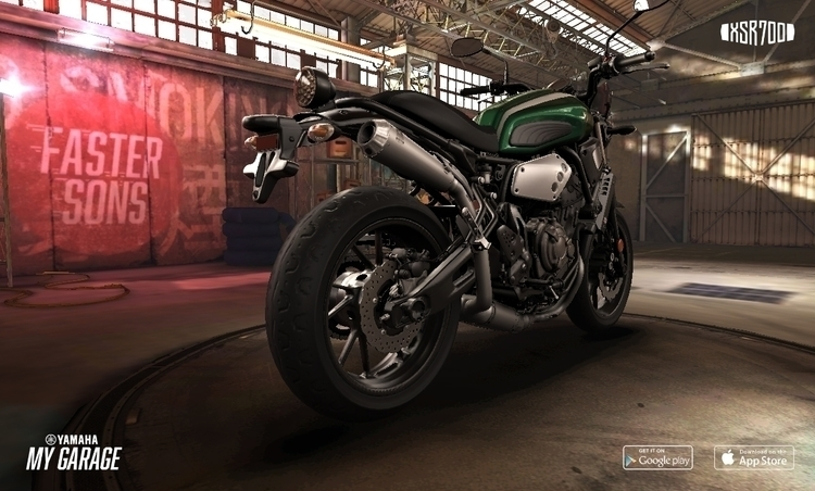 3d, bike, motorcycle, motorbike - blackice-1292 | ello