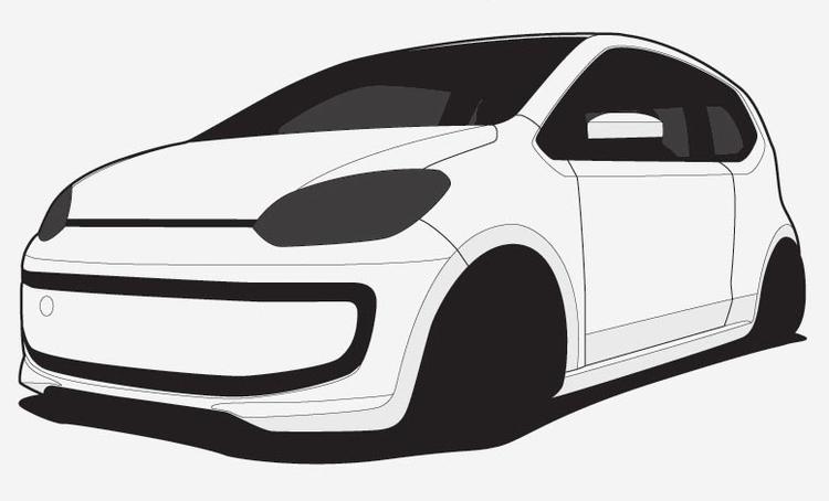 WIP VW - graphicdesign, vw, volkswagen - rexdesigns | ello