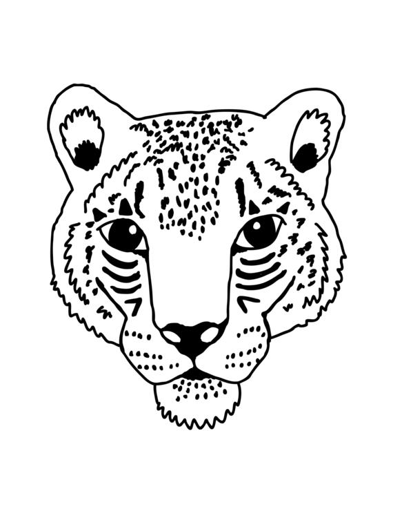 Snowleopard Print Created iglo+ - karitasdottir   ello
