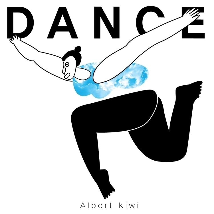 DANCE - illustration, art, artist - albertkiwi | ello