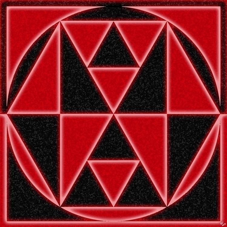 Red Symbol - illustration - wilkinso-5391 | ello