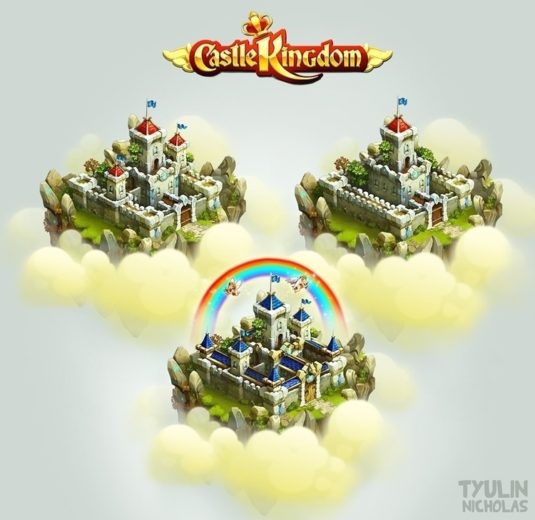 «Castle Kingdom» part ? 3 - kinnara-3336 | ello