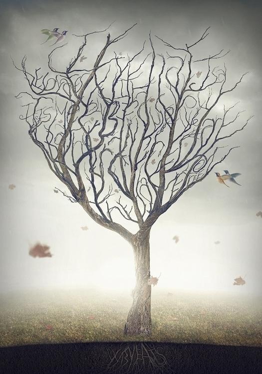 "resonates branches tree."" Yeats - rono-1165   ello"