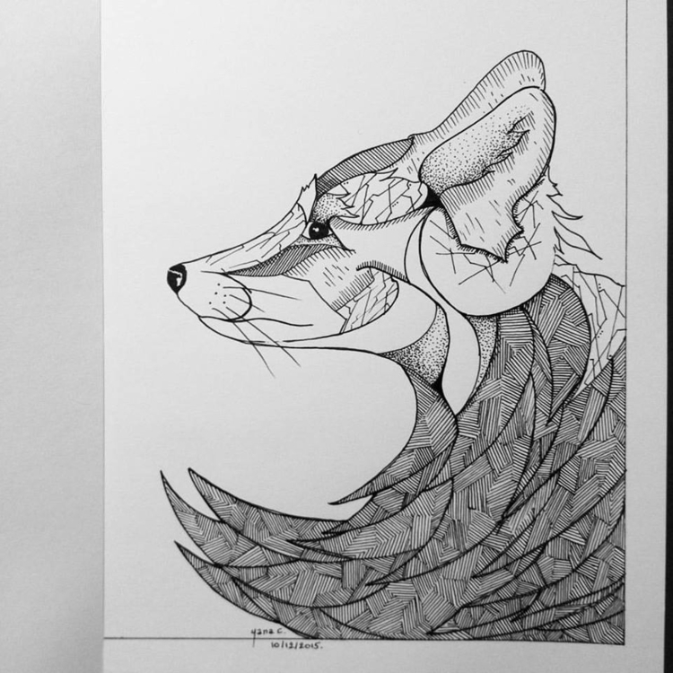 'Sem' Sketchbook drawing - sketch - yana_c | ello