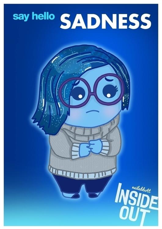 Tristeza (Sadness) neilabbott - sadness - neilabbott | ello