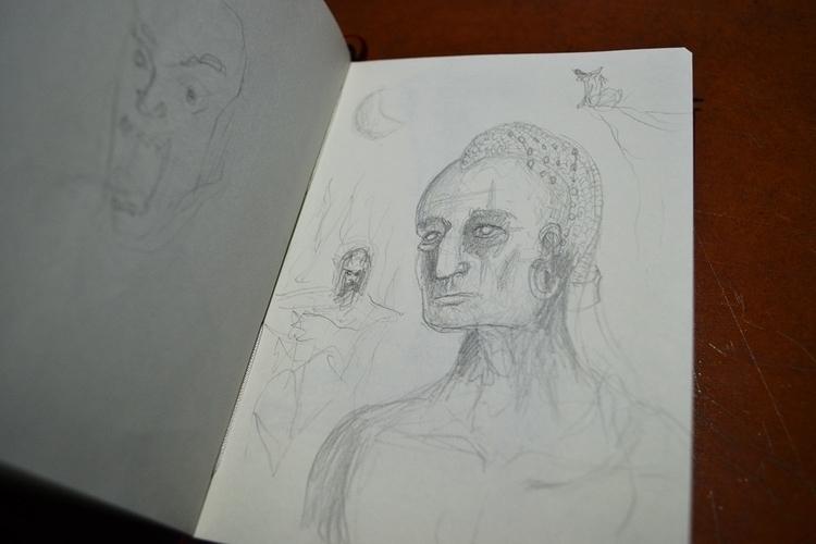 characterdesign, drawing, illustration - nahuelullua | ello