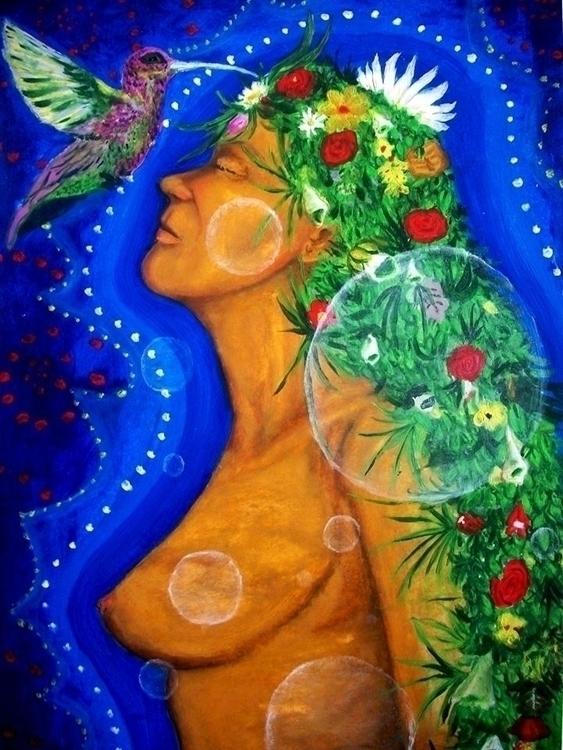 illustration, painting, drawing - jonatanleyton | ello