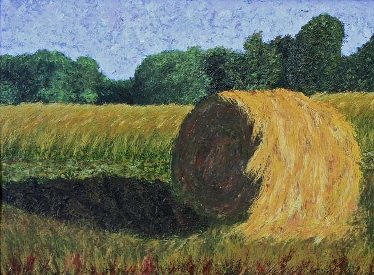 Spring 2012 - painting - emmabarda33 | ello