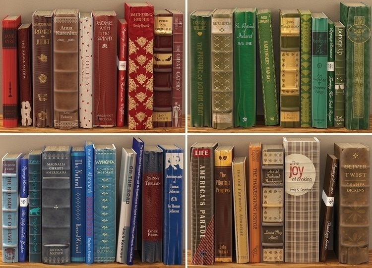 Holiday Bookshelves - 3dart, cgi - scottwulf | ello