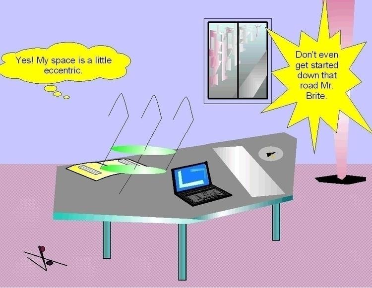 Space - illustration - danielspeterv | ello