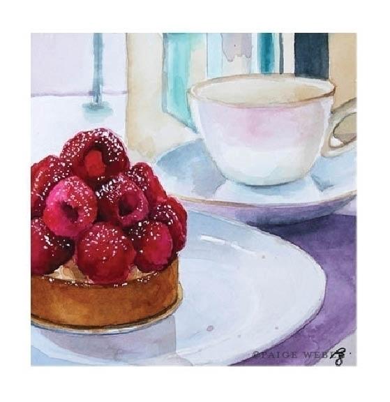 17 / Sumptuous Watercolor - watercolor - paige-2875 | ello