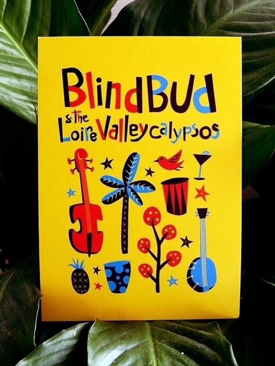 Blind Bud Loire Valley Calypsos - antoinegadiou | ello