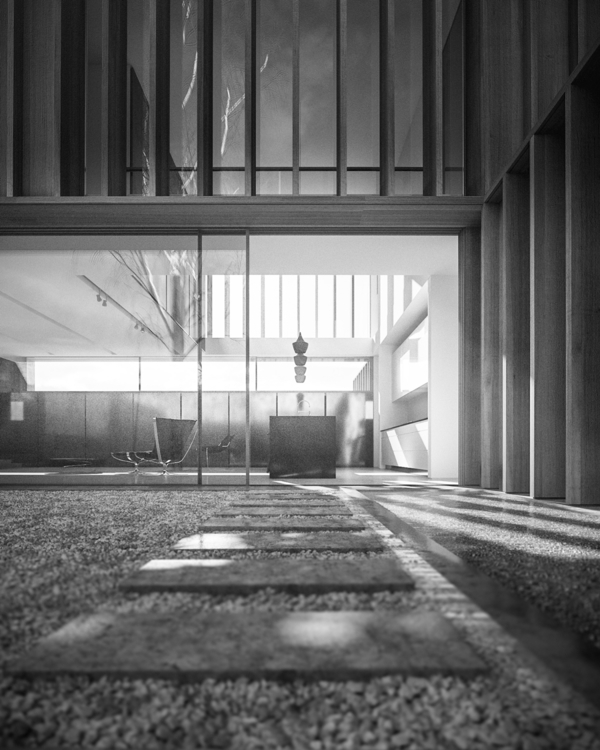 Remade Carey House Peter Guthri - ac3dartist | ello