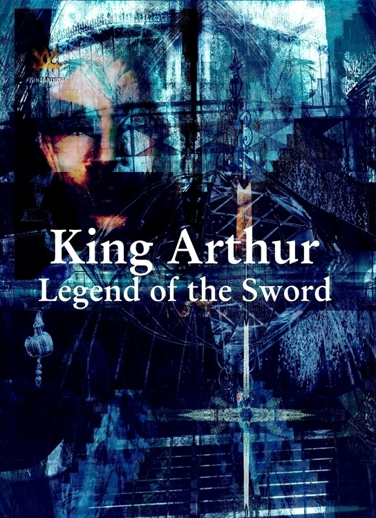 Legend Sword - illustration, posterdesign - dizwhi | ello