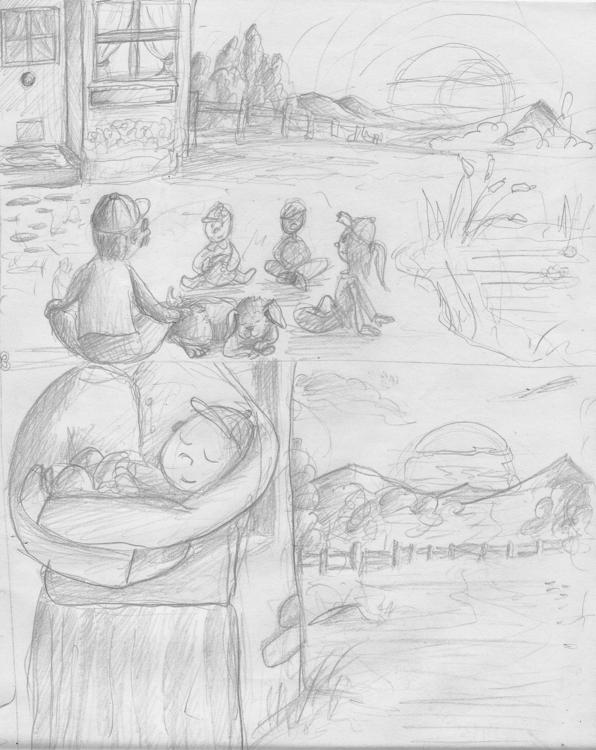 illustration, sketches - nahuelullua   ello