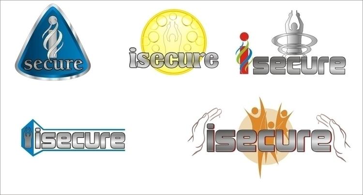 Secure-Logo - logo, secure - shahab01 | ello