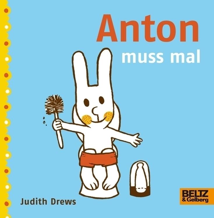 board book Anton toilet - publi - jd-1176 | ello