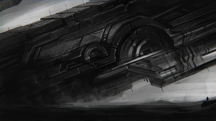 alienship - part 2 study series - rammmon   ello