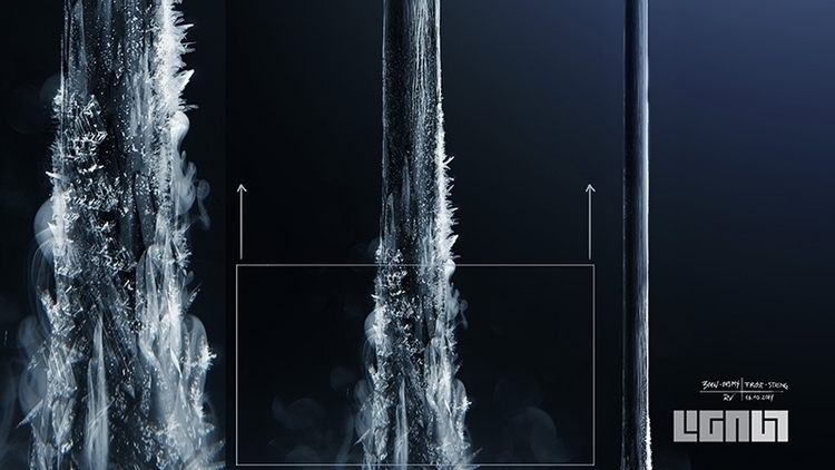 2D Artwork / Styleframe Develop - rammmon | ello