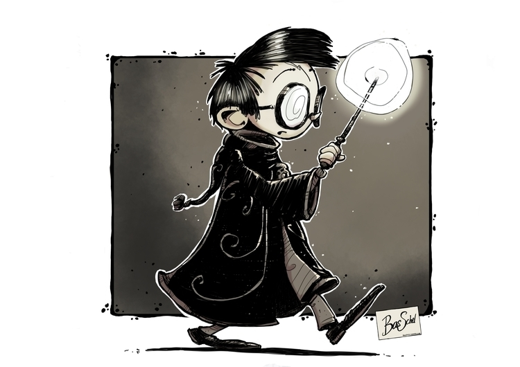 Harry Potter - harrypotter, harrypotter - bas0411 | ello