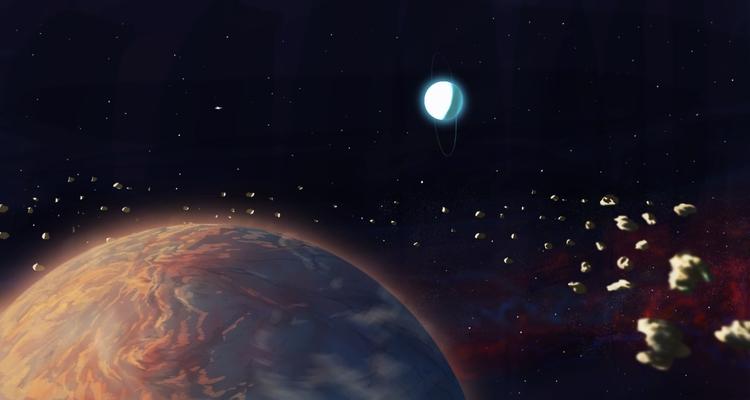 space speedpaint - spaceship, environment - kschiavone | ello