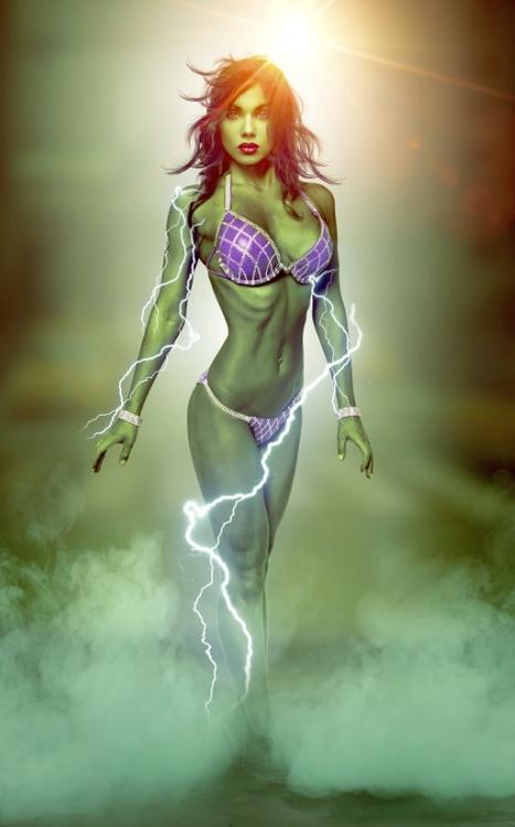 sensational Hulk Draft fan, her - mauriceblaine | ello