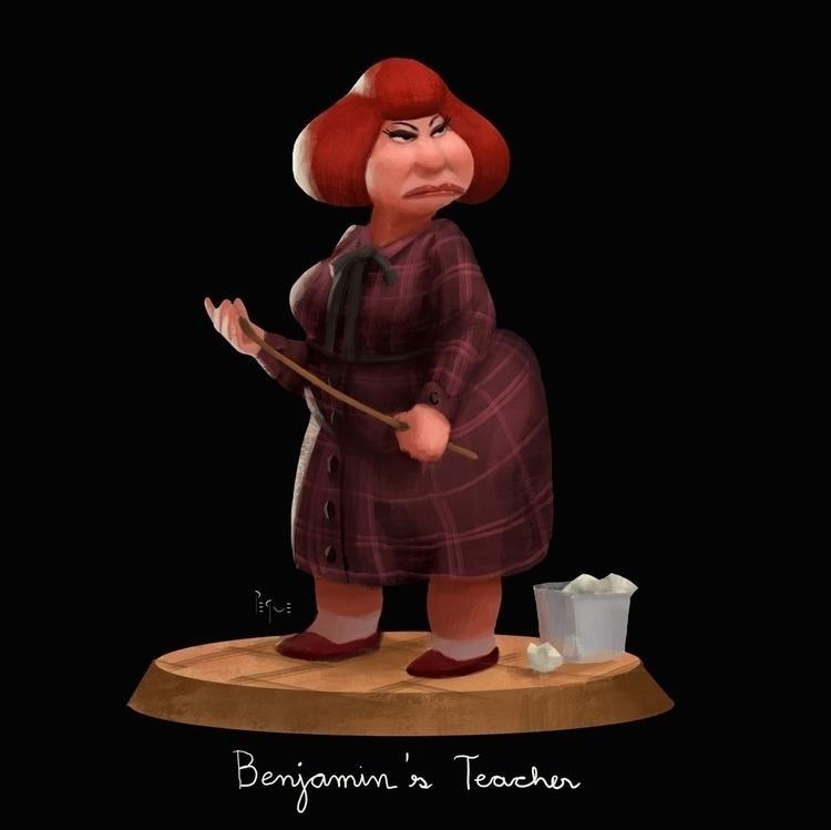character design - characterdesign - fernandopeque | ello